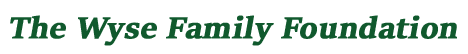 The Wyse Family Foundation