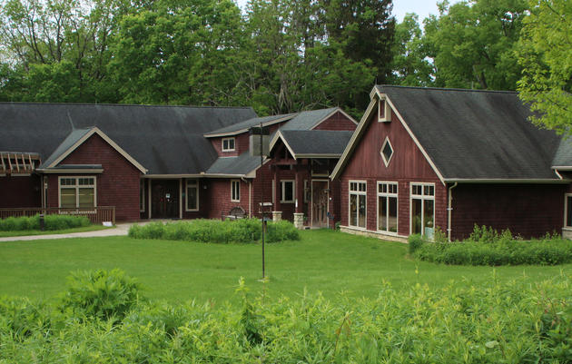 AULLWOOD AUDUBON REOPENED FOR MEMBERS ONLY