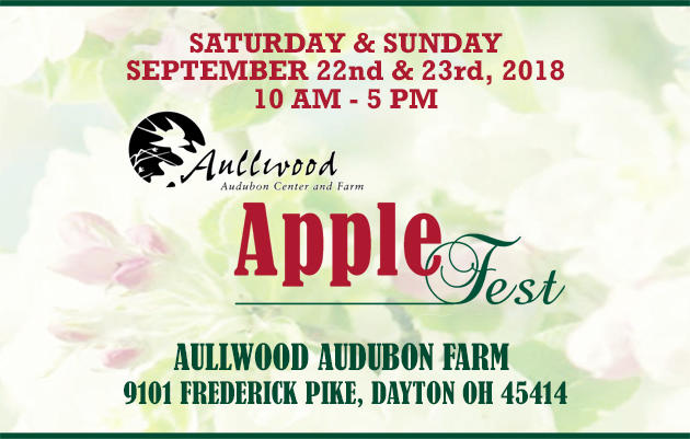 Aullwood Apple Fest