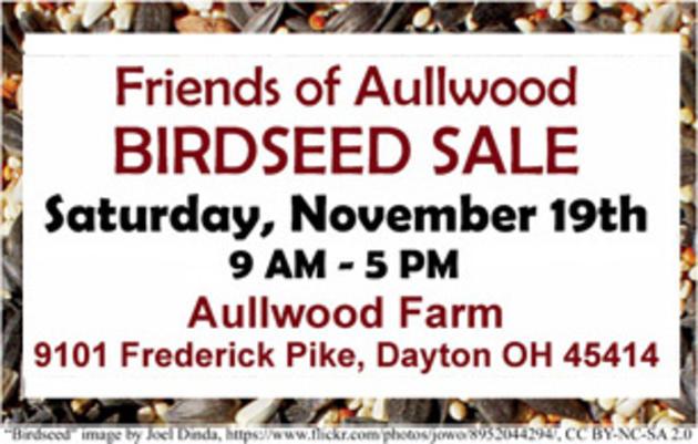 FoA Birdseed Sale